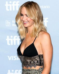 Jennifer Lawrence at @tiff_net to present Mother @mothermovie, September 10th