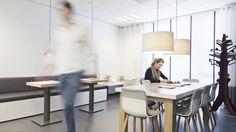 Wachtruimte | Interieur huisartsenpraktijk Blanker & Thiele