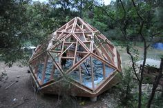 geodesic hex dome - Google otsing