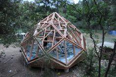 geodesic hex dome - Google otsing