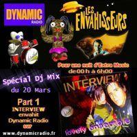 Les Envahisseurs Spécial Dj Mix-1 (20-Mars-2015)♥♫ by dynamicradio on SoundCloud