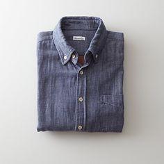 Classic Collegiate Shirt - Steven Alan