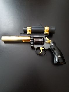 Smith and Wesson 15-3 customized by civilian armory (silvestri)