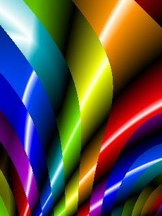 Ribbons of Color