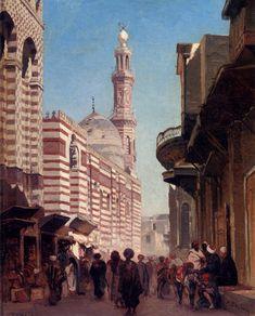 Pasini Alberto Cairo - Orientalismo (corrente pittorica) - Wikipedia