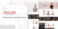 Jhilmil - WooCommerce WordPress Theme . Jhilmil has features such as High Resolution: Yes, Widget Ready: Yes, Compatible Browsers: IE10, IE11, Firefox, Safari, Opera, Chrome, Edge, Compatible With: WooCommerce 2.5, Framework: Underscores, Software Version: WordPress 4.6.1, Columns: 4+