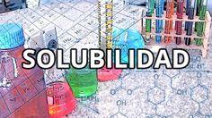 Solubilidad - Química - Educatina Youtube, Natural, Frases, States Of Matter, Behavior, Journaling, Youtubers