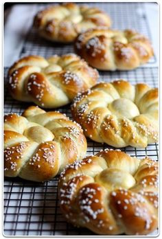 Hot cross buns aren't the only type of traditional Easter bread. As an international holiday, Easter has a great variety of foods and customs unique to each region of the world. There are so many delicious kinds of Easter breads, for instance, that you could try a different recipe each year and
