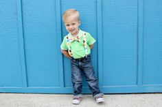 Baby Boy and Toddler Boy Suspenders And Clip On Bow by DoodleDooz, $28.00