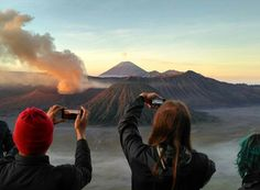 8 Days Magnificent Indonesia Java & Bali Overland Tours visit to Borobudur Yogyakarta Pacitan Malang Bromo and Ijen Crater