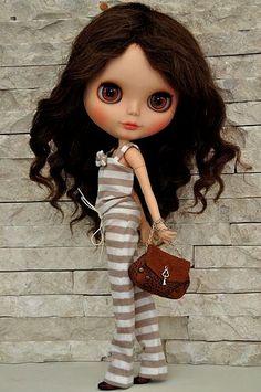 Fashionista Blythe
