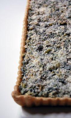 Crostata di Cavolo Nero (Tuscan Cabbage Tart)