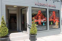 San Francisco's @Hudson Grace! A true gem in the heart of Laurel Heights