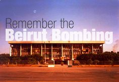 On Oct. 23, 1983, two trucks carrying explosives blew up two barracks buildings in Beirut, Lebanon, killing 220 Marines, 18 sailors and 3 soldiers. The bombing was the deadliest attack on Marines since Iwo Jima in 1945. (Photo courtesy of retired 1st Sgt. Brian Kirkpatrick)