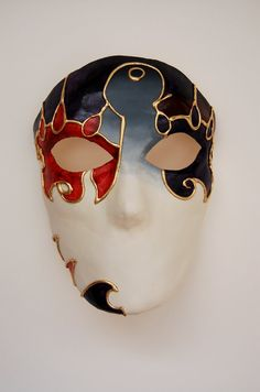 Scarless Jack of Blades Mask by AnotherFaceStudio on Etsy