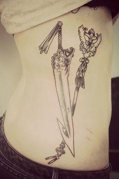 final fantasy x tattoo - Google Search