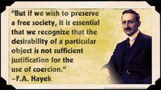 tsū #fahayek #FreeSociety #libertarian