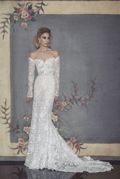 Extravagant Wedding Dresses 2015 by Dany Mizrachi