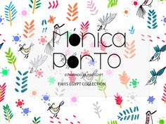 MY WORK - Página web de monica porto