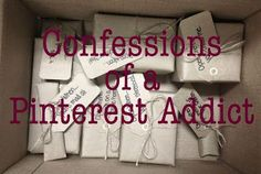 Confessions of a Pinterest Addict