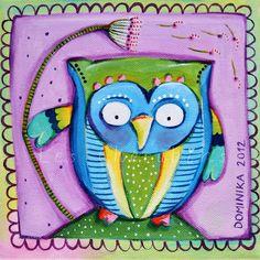 Tadeo owl