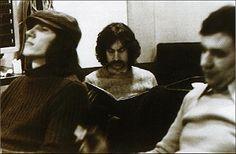 Roger Waters Nick Mason & Rick Wright