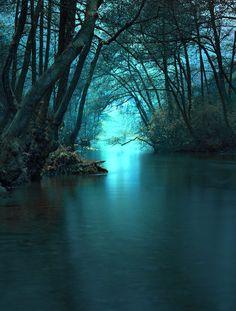 River by Mevludin Sejmenovic on 500px