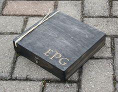 personalized cigar case - groomsman gift ideas!