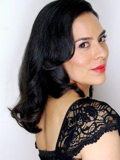 Carla Vila, model/actress