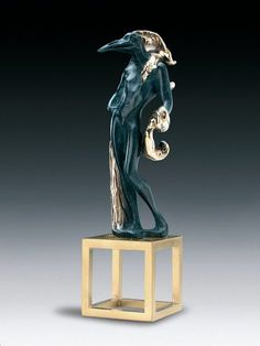Salvador Dalí, Birdman, 1981