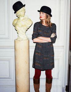 Women's Scoop Tunic Dress - Bay...