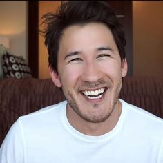 iconosquare/instagram pictures of Mark Edward Fischbach (Markiplier) ❤ liked on Polyvore featuring youtube
