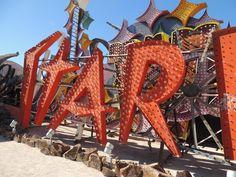 The Neon Boneyard, Las Vegas, Stardust Casino