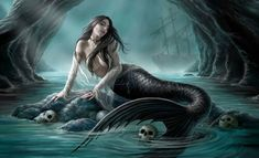 Siren,mythological creatures