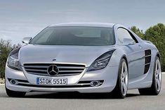 Mercedes - Benz Concept car