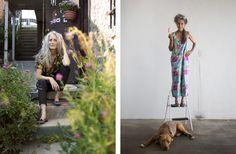 Cathy Cooper's style