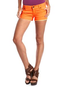 Can't get enough of orange this summer! #shorts