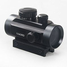 Holographic Red and Green Dot Sight Scope 1X40mm with 1120mm Rail Mount for Airsoft >>> Click image to review more details. (This is an affiliate link) #AirsoftsightsOptics