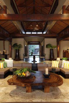 Beach House w/ Spirit | Work | Philpotts Interiors | Hawaii Interior Design Firm | Honolulu - San Francisco
