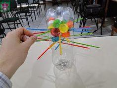 10 brincadeiras educativas para crianças | A Mãe Coruja (www.amaecoruja.com)  Brinquedos reciclados!