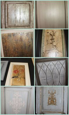 Blog on Furn Finishes Class ~ Pictures for INSPIRATION ONLY