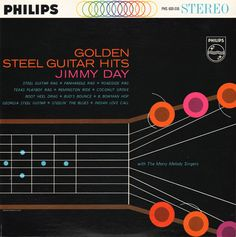 Jimmy Day - Golden Steel Guitar Hits (1962)