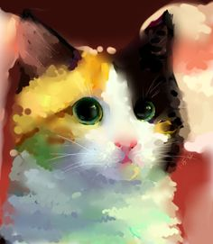 kittehkats:  meowby DorothyQu