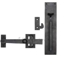Add contemporary style to your gate with this solid bronze gate latch. If you would like your gate to be lockable, a matching padlock hasp can be purchased Gate Hardware, Window Hardware, Door Knobs, Door Handles, Gate Latch, Brass Hinges, Door Accessories, Sliding Glass Door, Windows And Doors