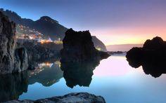Entdecken Sie die Insel Madeira & Porto Moniz – Atmen Sie den Ozean