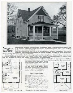 1920 Bennett Homes: The Niagara