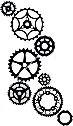 Gear Tattoo.Tattoo for Meyouchanical Engineer.Mechanical Engineer Tatto.Mechanical Engineer Tattoo Design Idea. If want HQ or editable file ask @ rohitkamble.b@gmail.com