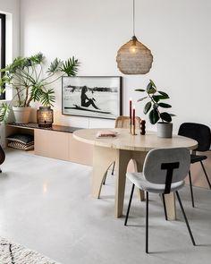 Dining Area, Dining Table, Interior Inspiration, Office Desk, Diys, New Homes, Furniture, Home Decor, Instagram