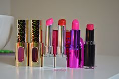 Whats New in My Lipstick Collection: December 2014 | Pink Frenzy
