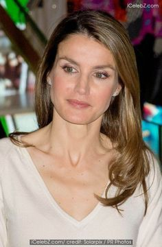 Princess Letizia of Spain Attends the Launch of